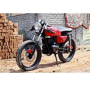 Yamaha RX 100 Custom Cafe Racer  Bangladesh Bike Porn