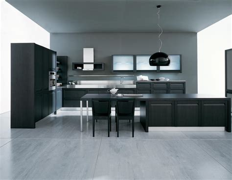 Modern Style Kitchen Design by Modern Kitchen Treviso Sistemi Componibili