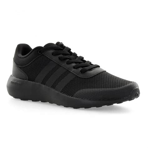 Sepatu Original Adidas Cloudfoam Race Ultimate Grey black mens adidas neo