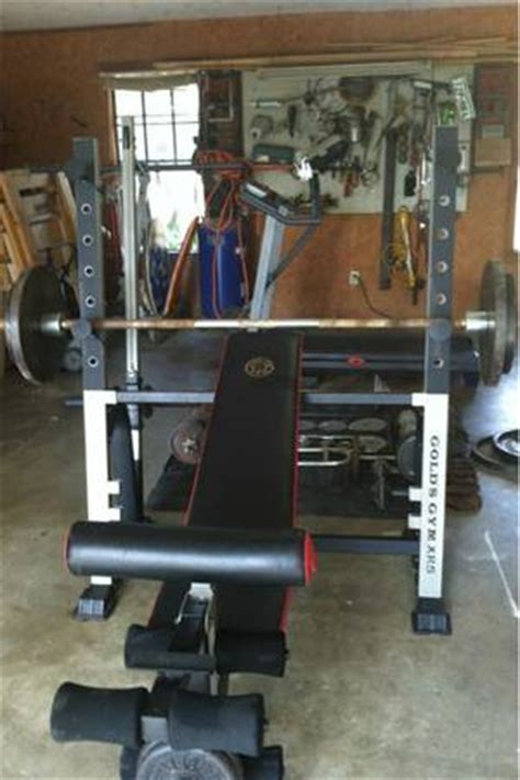 golds gym xr5 weight bench golds gym weight bench xr5 espotted