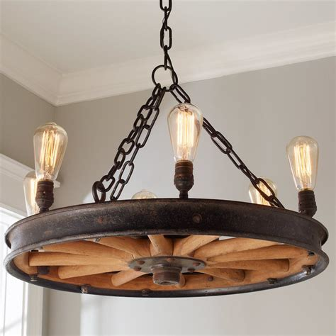 antique wooden chandeliers antique wooden wheel chandelier shades of light