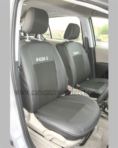 mazda seat covers mazda 5 seat covers car seat covers direct tailored to