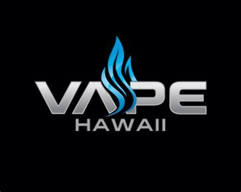 design logo vape vape hawaii logo design contest logo designs by kong