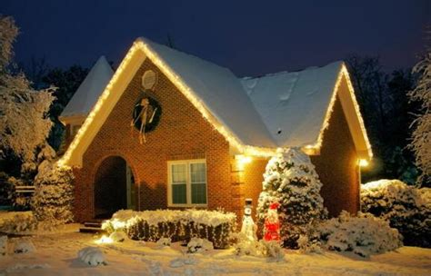 winter led lights what are the advantages of winter led lights led