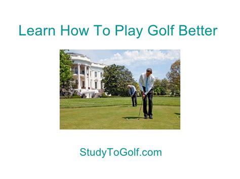 learn golf swing easy to learn golf swing