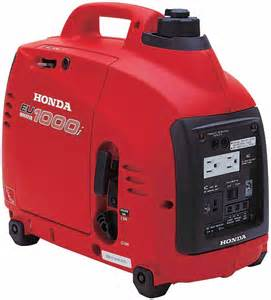 Honda Power Inverter Generator Honda Eu1000i Inverter Generator Honda Power
