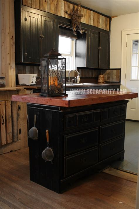 reclaimed kitchen island reclaimed pallet kitchen island diy