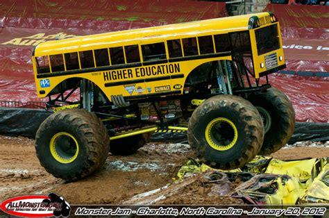 charlotte monster truck monster jam photos charlotte north carolina january 20