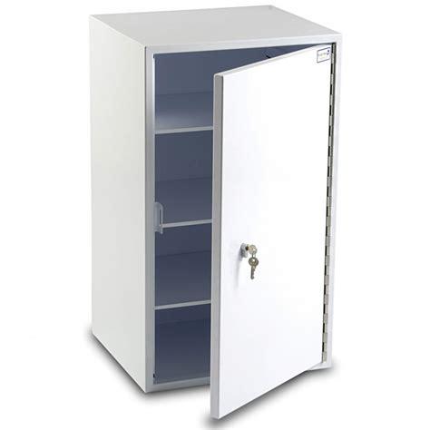 Medication Storage Cabinet by Controlled Cabinet 3 Shelf 50cm X 45cm X 85cm