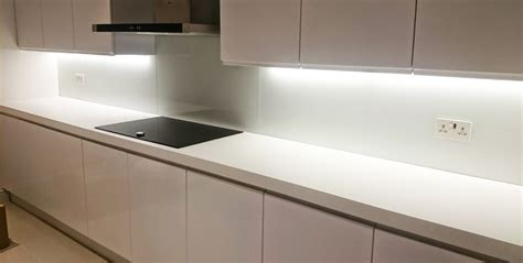 Corian Glacier by Corian Glacier White Island And Worktop Installation