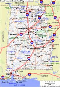 florida alabama map alabama florida map