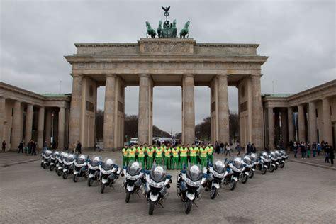 Bmw Motorrad Gebraucht Polizei by Bmw F 252 R Polizei Motorrad News