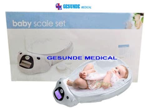 Timbangan Untuk Bayi timbangan bayi digital baby scale set toko medis jual