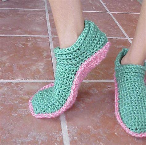 slipper pattern crochet kriskrafter new crochet slipper pattern quot options quot