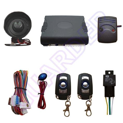 Alarm Motor Tad car alarm system ca2002c guarder china manufacturer products
