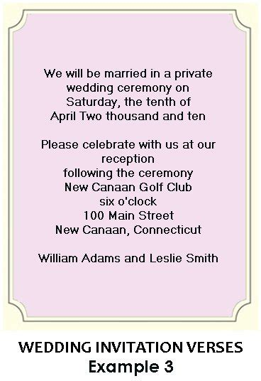 Wedding Reception Invitation Wording by Wedding Invitation Wording Wedding Invitation Wording For