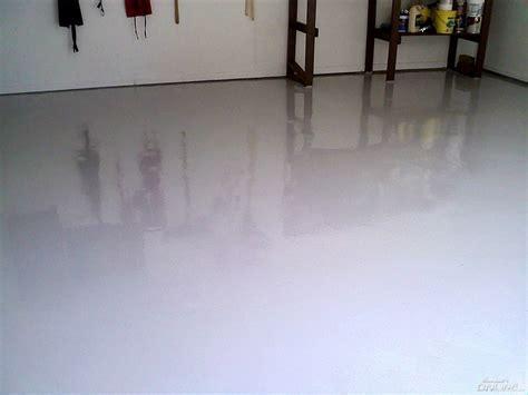 refinishing my garage floor