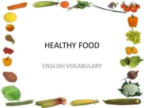 Healthy Food Powerpoint Template by Healthy Food Authorstream