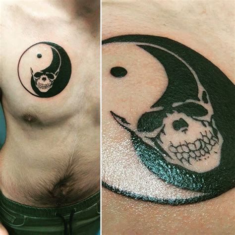yin yang tree tattoo 115 best yin yang designs meanings chose yours
