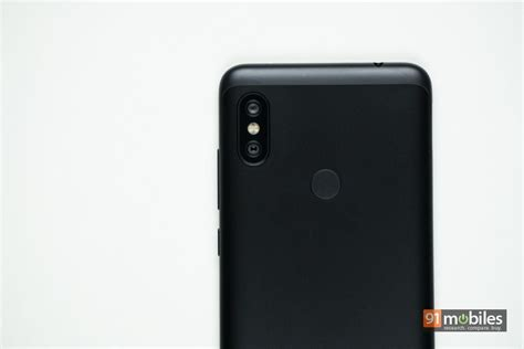 xiaomi redmi note 6 pro unboxing and impressions