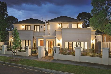 homes builders melbourne custom home builder