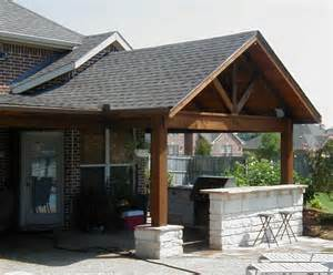wood patio cover designs small home