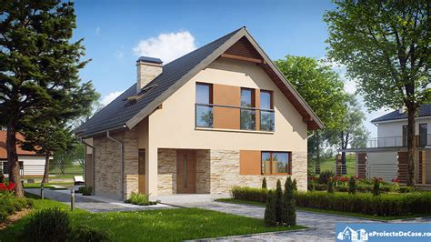 proiecte mici cu mansarda proiecte de proiecte de mici proiect casa cu