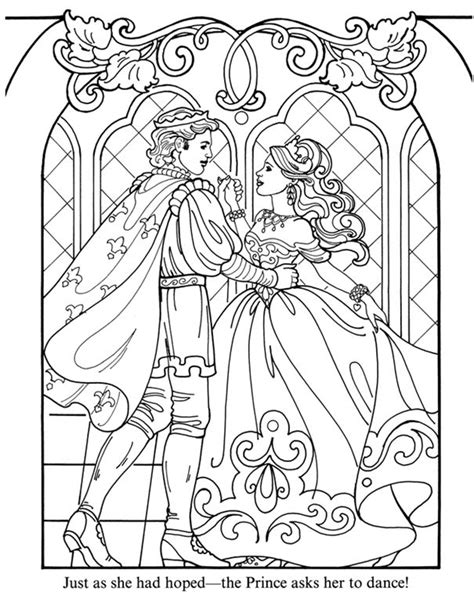 detailed medieval princess coloring pages fantasy prince