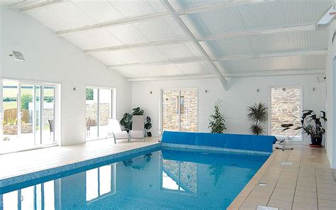 cottages with indoor pools telegraph