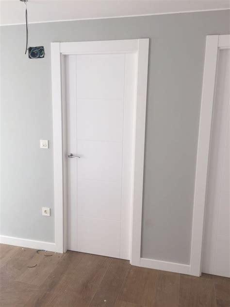 imagenes puertas interior blancas m 225 s de 25 ideas incre 237 bles sobre puertas blancas en