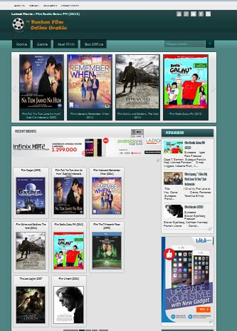 membuat blog film jasa buat blog game online dan blog movie online info pc