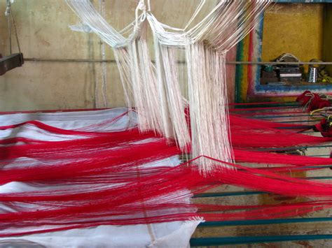 the fabric of autism weaving the threads into a cogent theory books file silk sari weaving at kanchipuram tamil nadu jpg