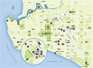 Urban Barn Foods Location Map South Point Walk