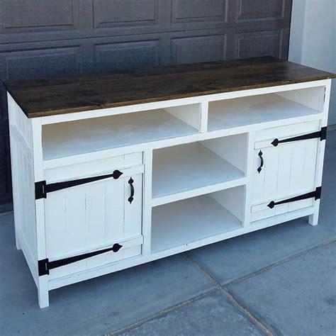 diy tv stand ideas  pinterest diy furniture