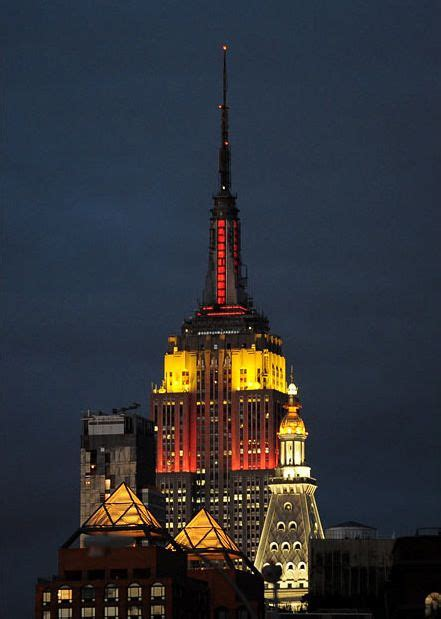 empire state color 8 best images about colors of the empire state building on