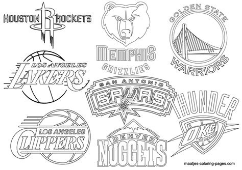 nba finals coloring pages maatje coloring page of the week 17