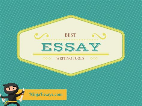 Best Custom Essay Writing by Best Essay Writing Tools And Resources For High School And College Students