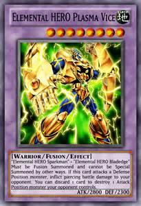 elementarheld deck elemental deck monsters heroproxies