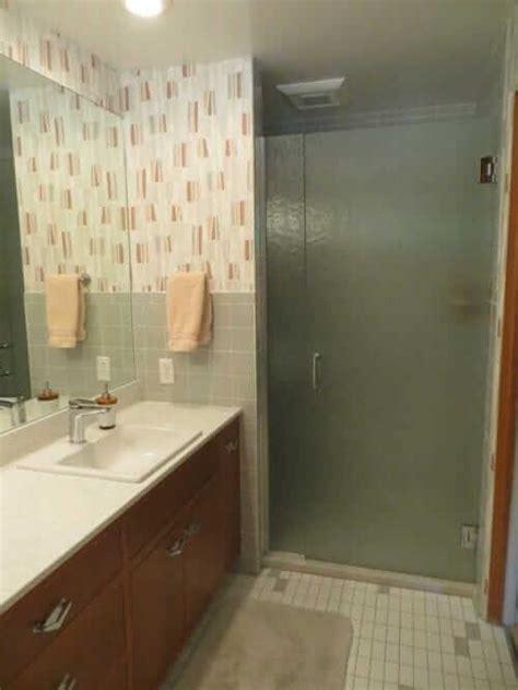 lynnes ice grey daltile bathroom remodel lovely