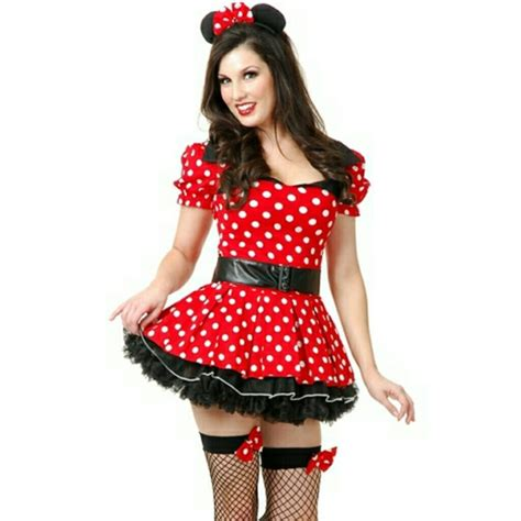 Dress Minnie Biru Dongker Sale 71 charades dresses skirts sale minnie mouse pin up costume from x