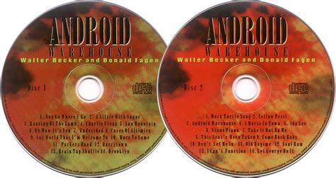 steely dan android warehouse walter becker and donald fagen steely dan android warehouse 1998 2cd avaxhome