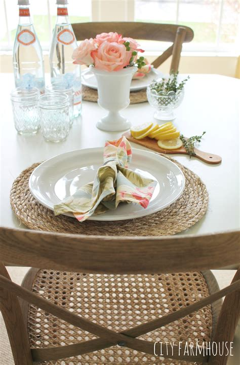 pottery barn inspired pottery barn inspired diy jute placemats perfect for