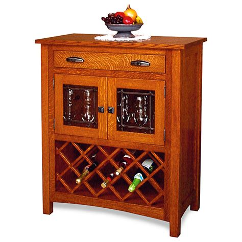 Riegsecker Cabinets by Roosevelt Wine Cabinet Amish Wine Cabinets Amish