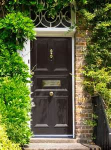 Best Front Door Colors Ten Best Front Door Colours For Your House Black Front Doors Door Paint Colors And Front Doors