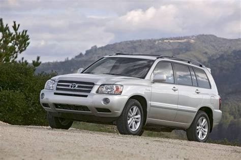 Toyota Highlander Reliability 2006 Toyota Highlander Hybrid Car Review Top Speed