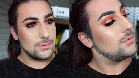 Makeup Morphe copper glitter smokey eye makeup tutorial morphe 35o