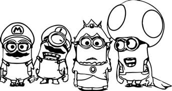 minions coloring minion coloring pages best coloring pages for