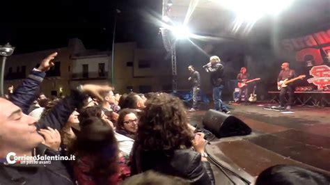 gemelli diversi 2014 kyra kole apre il concerto di gemelli diversi a galatone