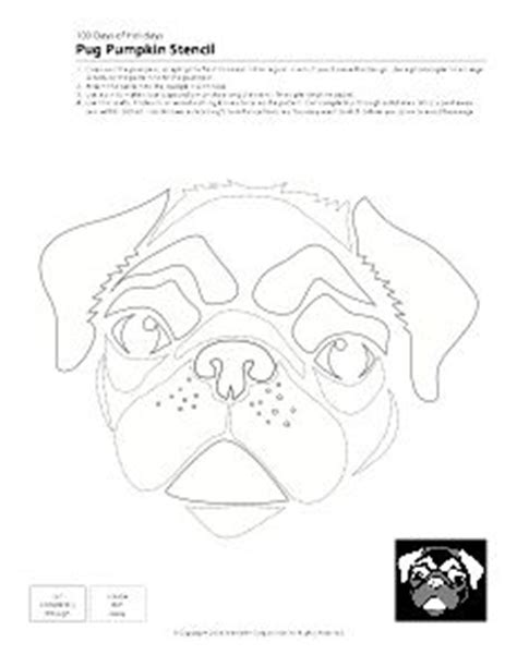pug stencil pug pumpkin carving patterns search fall pumpkins the o jays