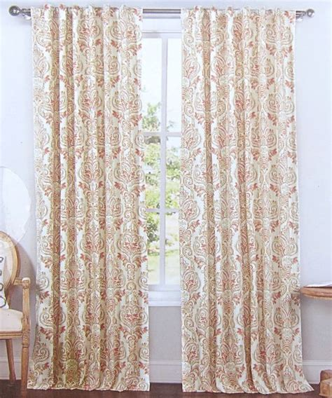 paisley curtains window treatments pinterest the world s catalog of ideas